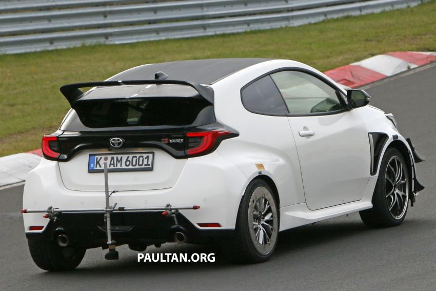 SPYSHOTS: Toyota GR Yaris – hotter version coming? Image #1193330