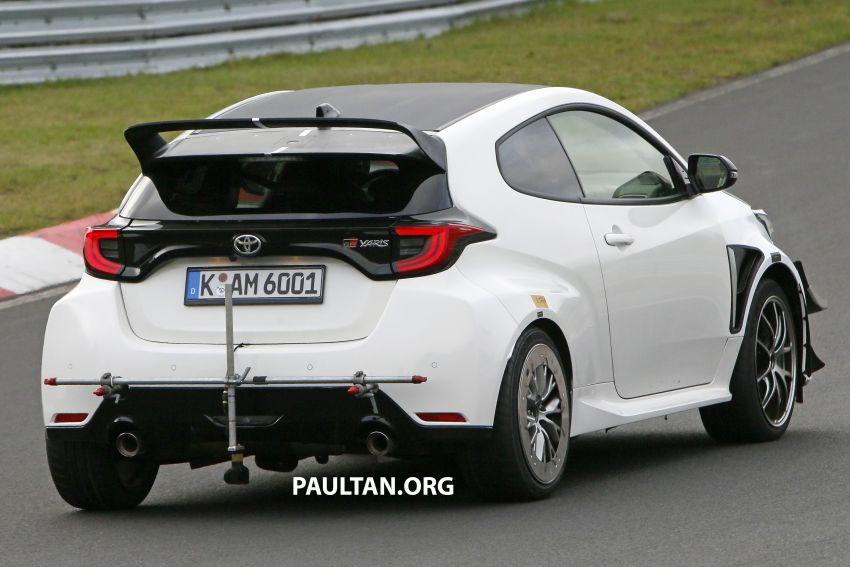 SPYSHOTS: Toyota GR Yaris – hotter version coming? Image #1193331