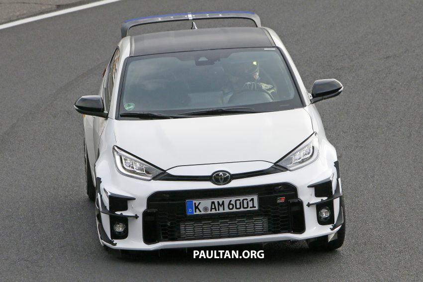 SPYSHOTS: Toyota GR Yaris – hotter version coming? Image #1193320