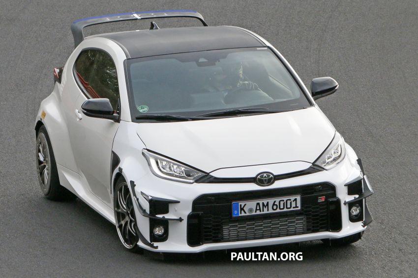 SPYSHOTS: Toyota GR Yaris – hotter version coming? Image #1193321