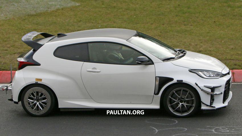 SPYSHOTS: Toyota GR Yaris – hotter version coming? Image #1193326