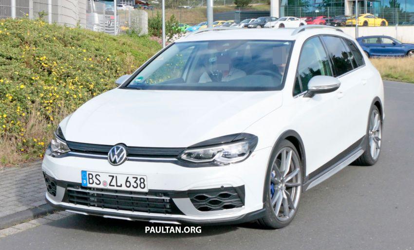 Volkswagen Golf R Mk8 teased ahead of Nov 4 debut Image #1194249