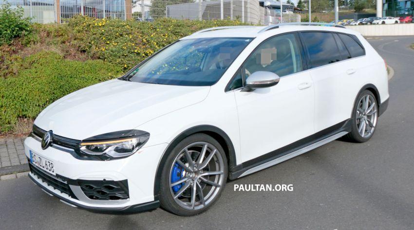 Volkswagen Golf R Mk8 teased ahead of Nov 4 debut Image #1194250