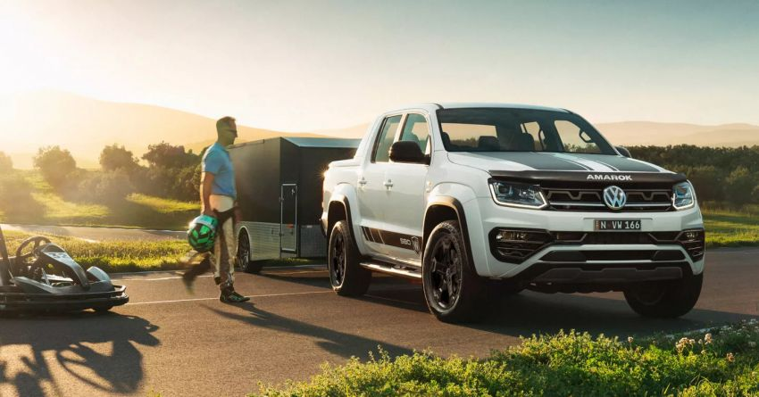 Volkswagen Amarok W580 by Walkinshaw revealed Image #1194513