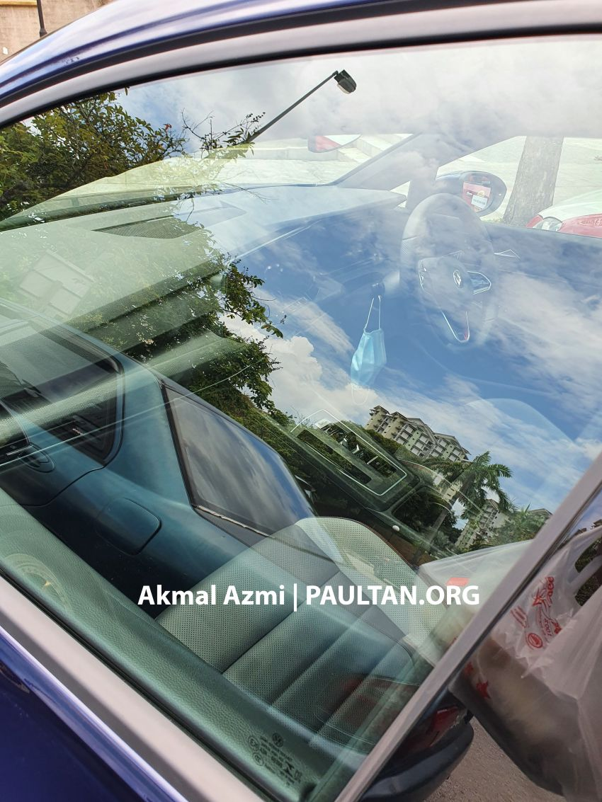 Volkswagen Golf GTI Mk8 spotted in Malaysia – CKD Image #1187894