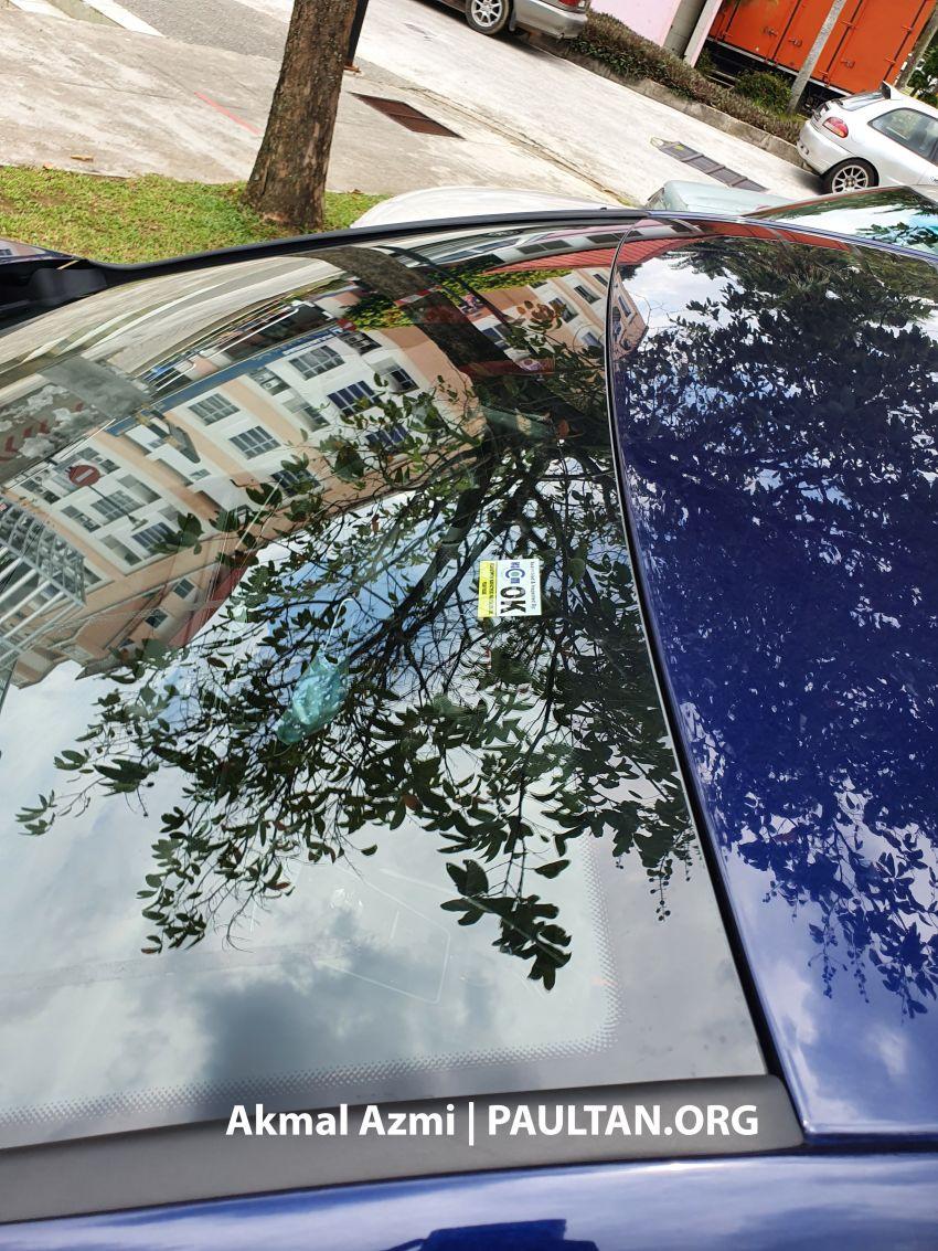 Volkswagen Golf GTI Mk8 dikesan di Malaysia – CKD Image #1187950