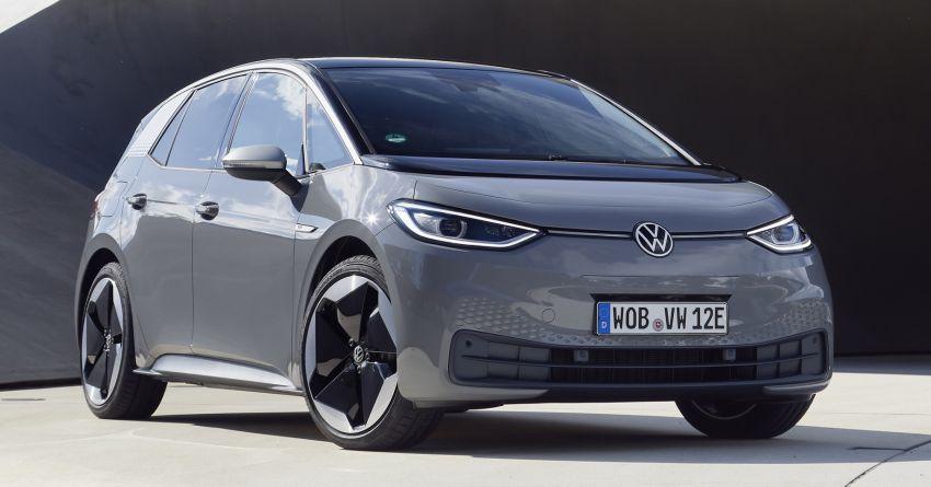 Volkswagen ID.3 – five stars in Euro NCAP crash test Image #1197254