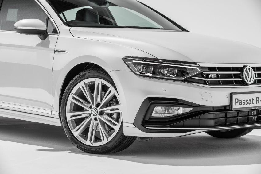 2020 Volkswagen Passat R-Line launched – RM204,433 Image #1193079
