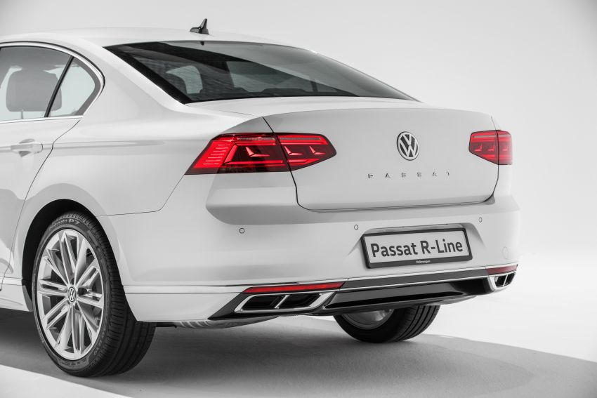 2020 Volkswagen Passat R-Line launched – RM204,433 Image #1193080