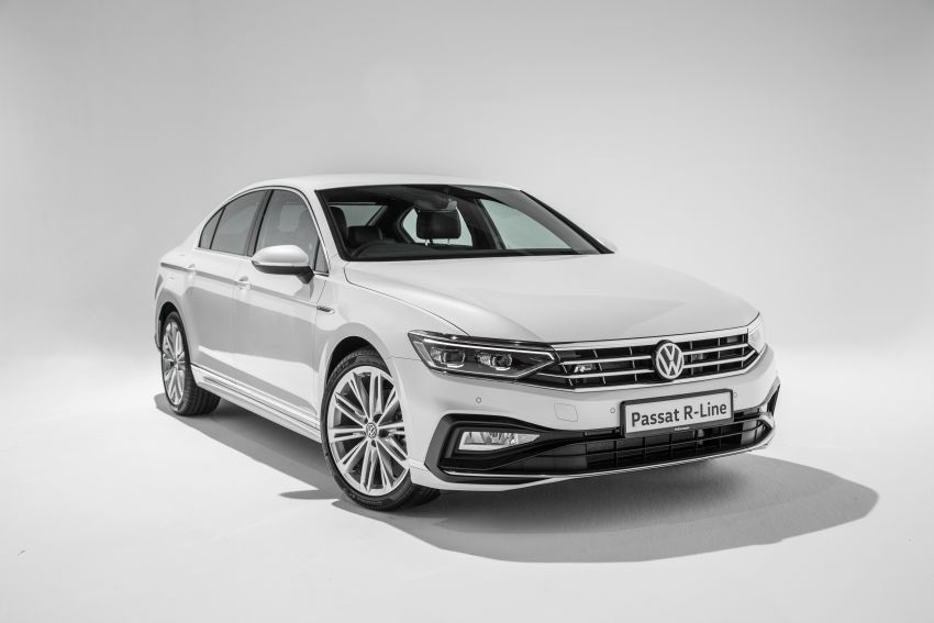 2020 Volkswagen Passat R-Line launched – RM204,433 Image #1193078