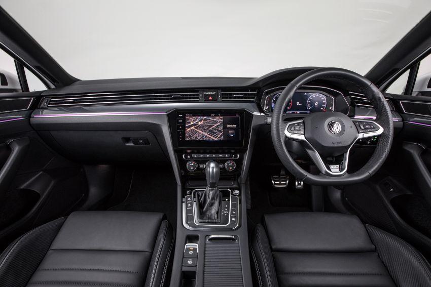 2020 Volkswagen Passat R-Line launched – RM204,433 Image #1193082