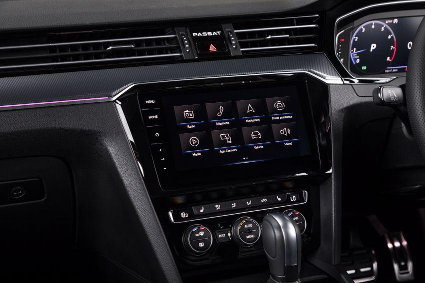 2020 Volkswagen Passat R-Line launched – RM204,433 Image #1193084