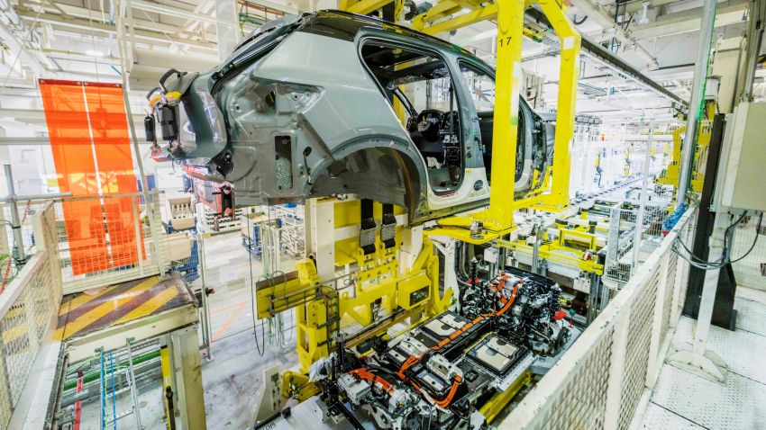 Volvo XC40 Recharge – electric SUV enters production Image #1187156