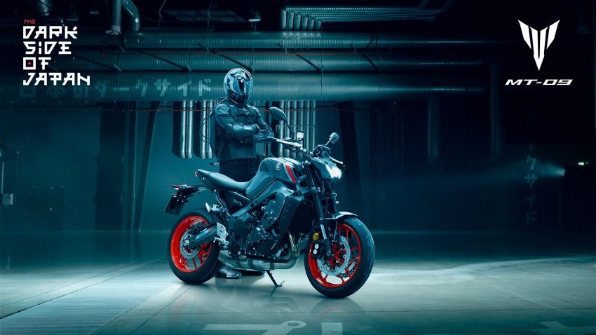 Yamaha MT-09 2021 didedah – hampir semua bahagian dipertingkat termasuk casis, enjin dan elektronik Image #1200869