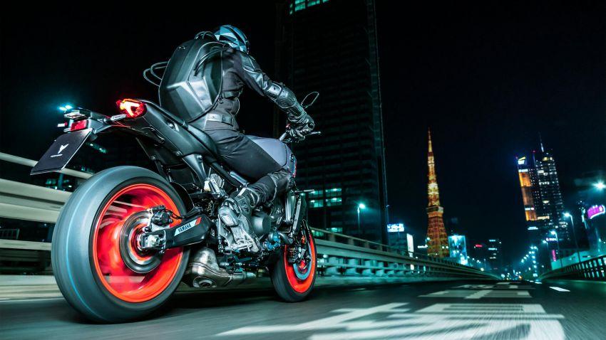 Yamaha MT-09 2021 didedah – hampir semua bahagian dipertingkat termasuk casis, enjin dan elektronik Image #1200868