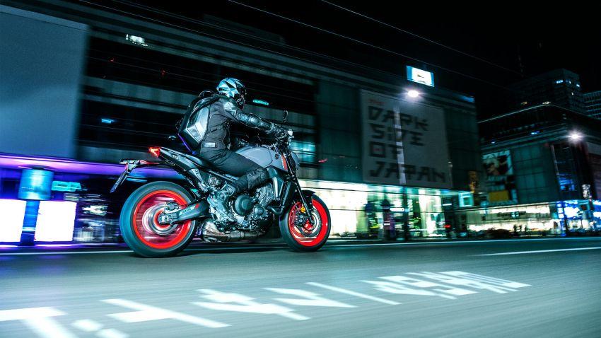 Yamaha MT-09 2021 didedah – hampir semua bahagian dipertingkat termasuk casis, enjin dan elektronik Image #1200867
