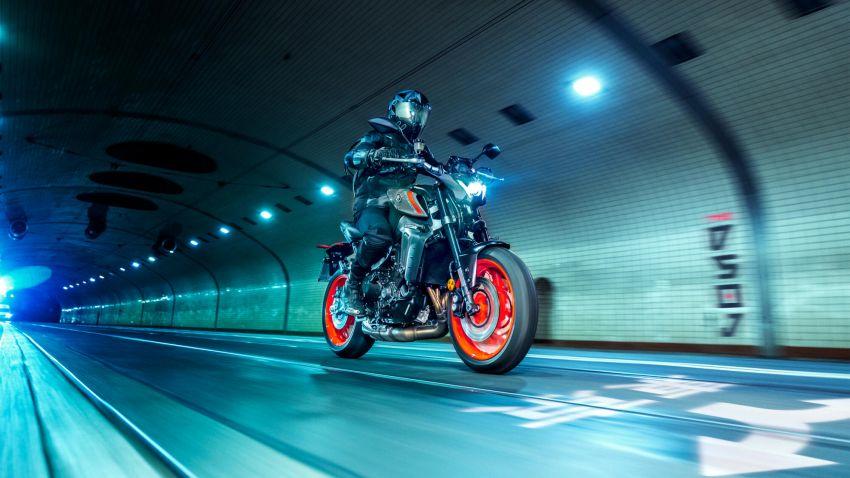 Yamaha MT-09 2021 didedah – hampir semua bahagian dipertingkat termasuk casis, enjin dan elektronik Image #1200866