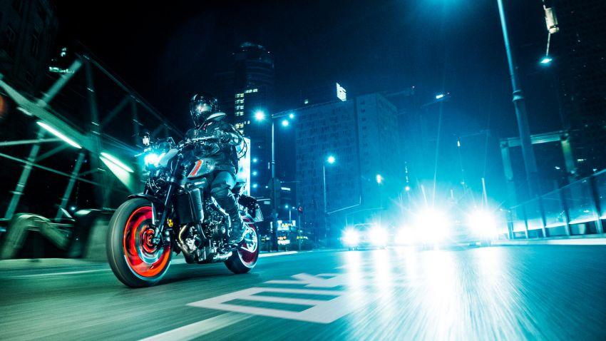 Yamaha MT-09 2021 didedah – hampir semua bahagian dipertingkat termasuk casis, enjin dan elektronik Image #1200863