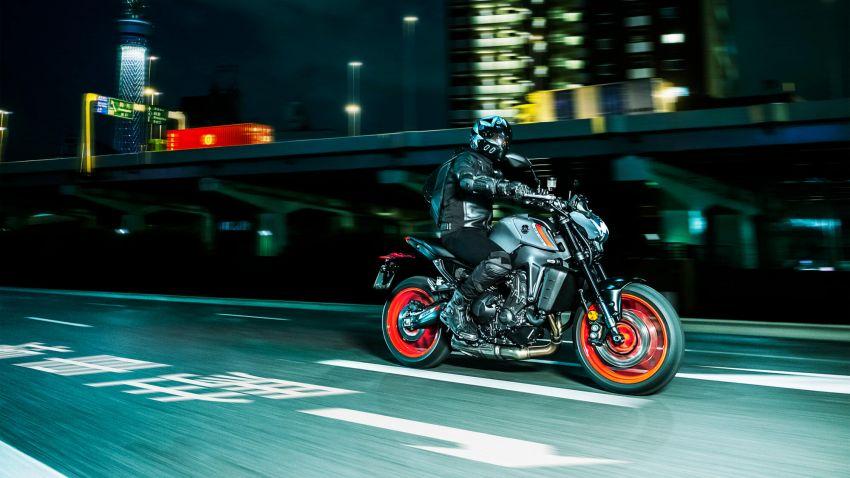 Yamaha MT-09 2021 didedah – hampir semua bahagian dipertingkat termasuk casis, enjin dan elektronik Image #1200862