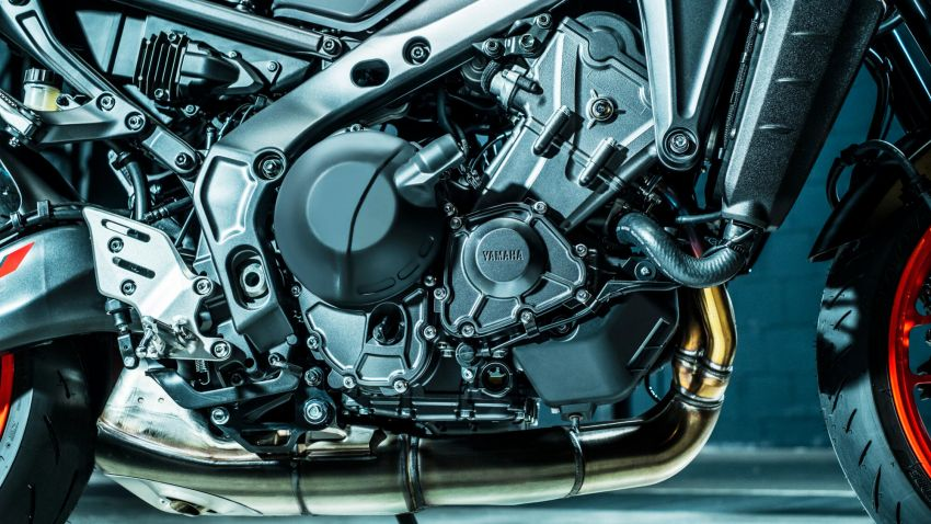Yamaha MT-09 2021 didedah – hampir semua bahagian dipertingkat termasuk casis, enjin dan elektronik Image #1200881