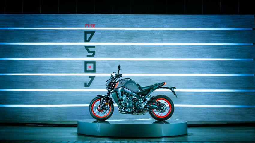 Yamaha MT-09 2021 didedah – hampir semua bahagian dipertingkat termasuk casis, enjin dan elektronik Image #1200860