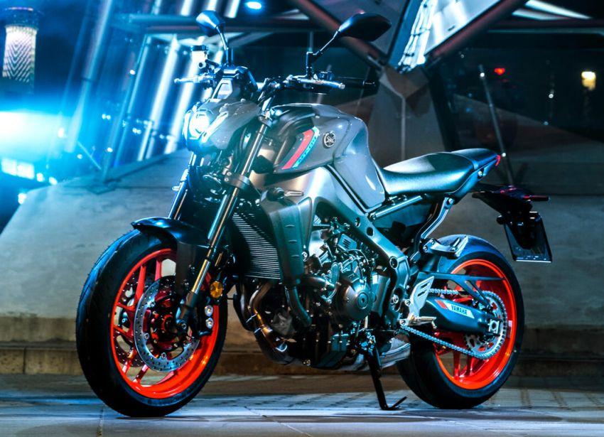 Yamaha MT-09 2021 didedah – hampir semua bahagian dipertingkat termasuk casis, enjin dan elektronik Image #1200857