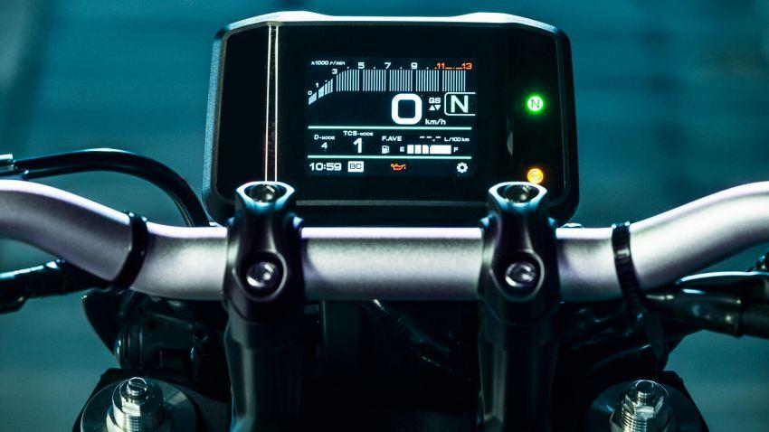 Yamaha MT-09 2021 didedah – hampir semua bahagian dipertingkat termasuk casis, enjin dan elektronik Image #1200875