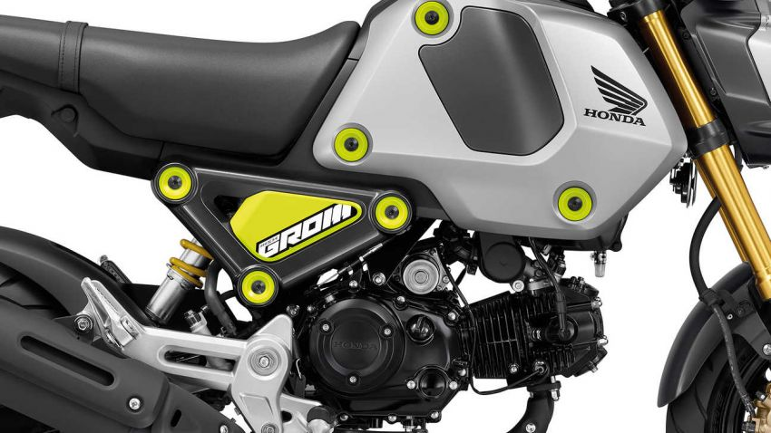 2021 Honda MSX 125 Grom launched, 5 speed gearbox Image #1197276