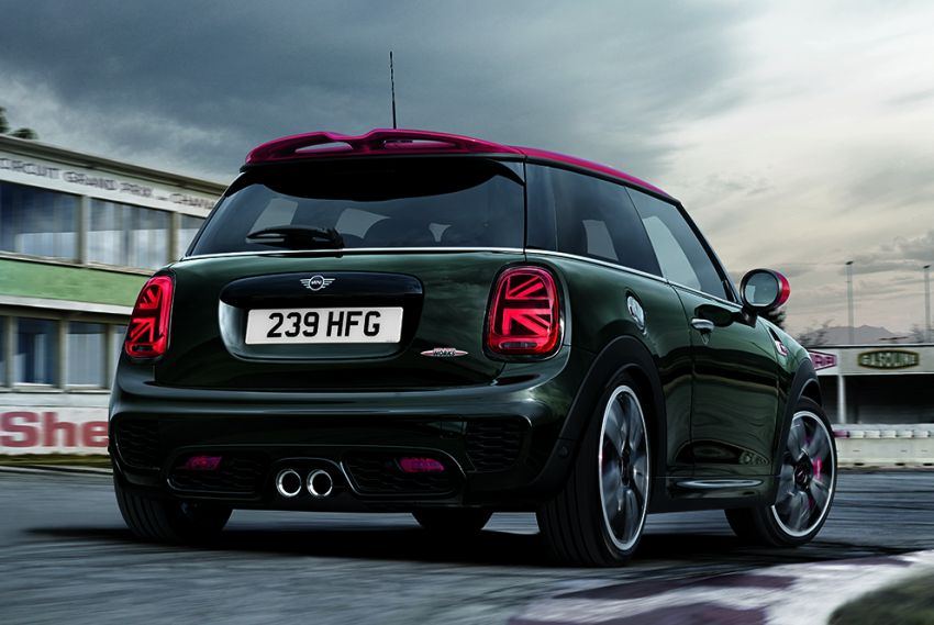 AD: Enjoy savings of up to RM32k when buying your favourite high-performance MINI John Cooper Works Image #1211670