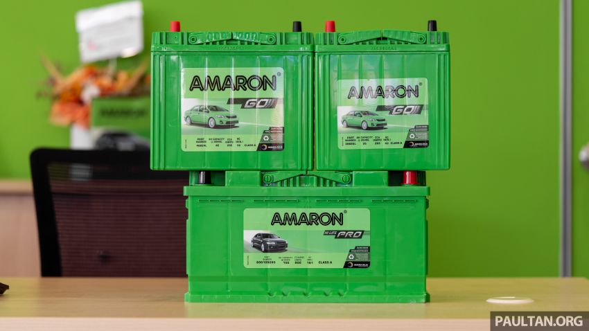 Here's how to spot an official Amaron car battery, and how to register for the 36-month pro-rata warranty Image #1205916