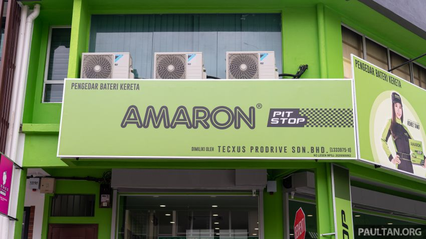Here's how to spot an official Amaron car battery, and how to register for the 36-month pro-rata warranty Image #1205911