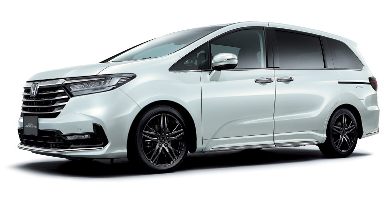 2020 Honda Odyssey facelift debuts in Japan – MPV receives new styling, features, e:HEV hybrid system Image #1205541