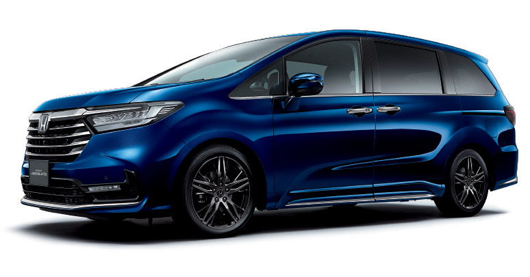 2020 Honda Odyssey facelift debuts in Japan – MPV receives new styling, features, e:HEV hybrid system Image #1205544