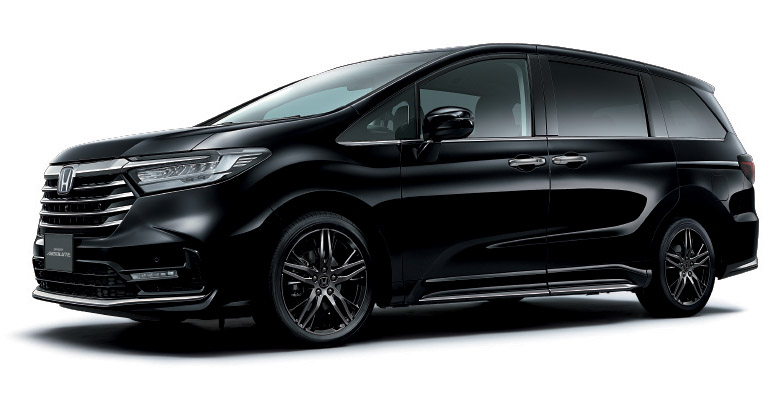 2020 Honda Odyssey facelift debuts in Japan – MPV receives new styling, features, e:HEV hybrid system Image #1205549