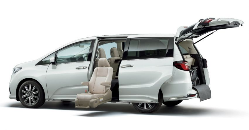 2020 Honda Odyssey facelift debuts in Japan – MPV receives new styling, features, e:HEV hybrid system Image #1205551