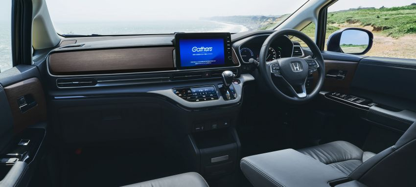 2020 Honda Odyssey facelift debuts in Japan – MPV receives new styling, features, e:HEV hybrid system Image #1205504