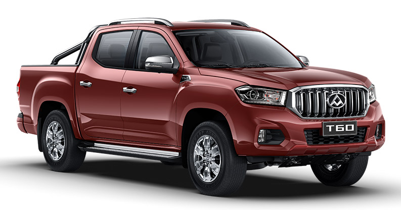 Maxus T60 2.8L 4WD in Malaysia with rear disc brakes, 15k km service interval, 3-year free service – RM99,888 Image #1214635