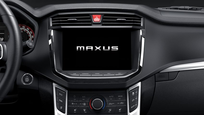 Maxus T60 2.8L 4WD in Malaysia with rear disc brakes, 15k km service interval, 3-year free service – RM99,888 Image #1214626