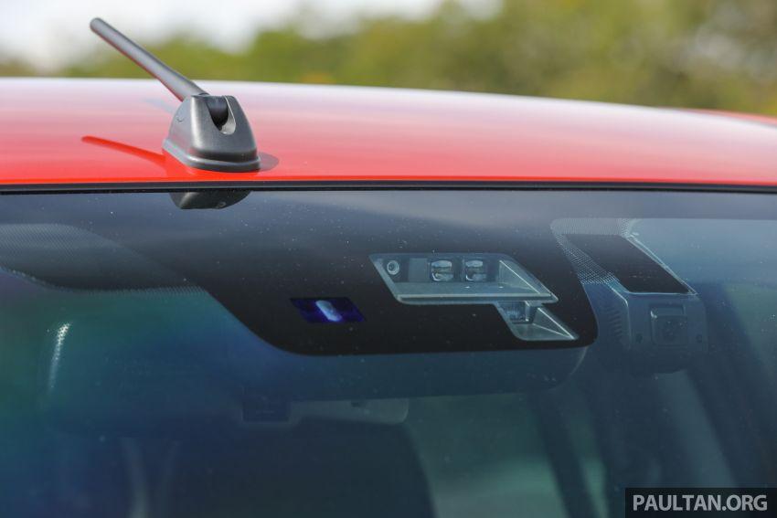 GALLERY: 2020 Mitsubishi Triton Adventure X – flagship in the new Sun Flare Orange Pearl colour Image #1214193