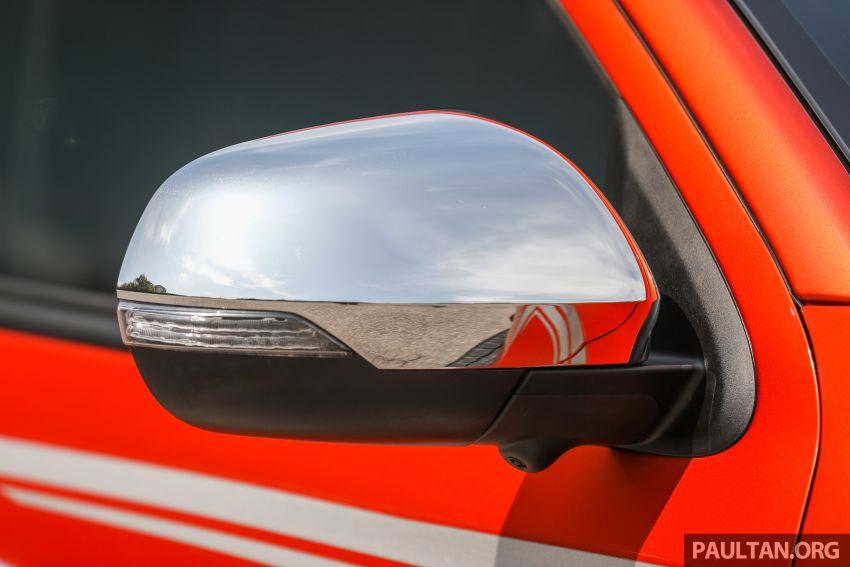 GALLERY: 2020 Mitsubishi Triton Adventure X – flagship in the new Sun Flare Orange Pearl colour Image #1214194