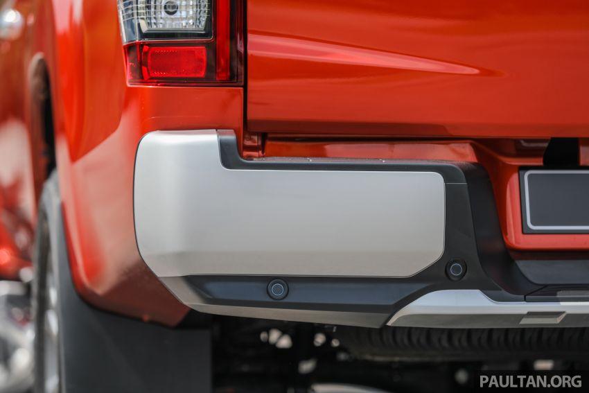 GALLERY: 2020 Mitsubishi Triton Adventure X – flagship in the new Sun Flare Orange Pearl colour Image #1214206