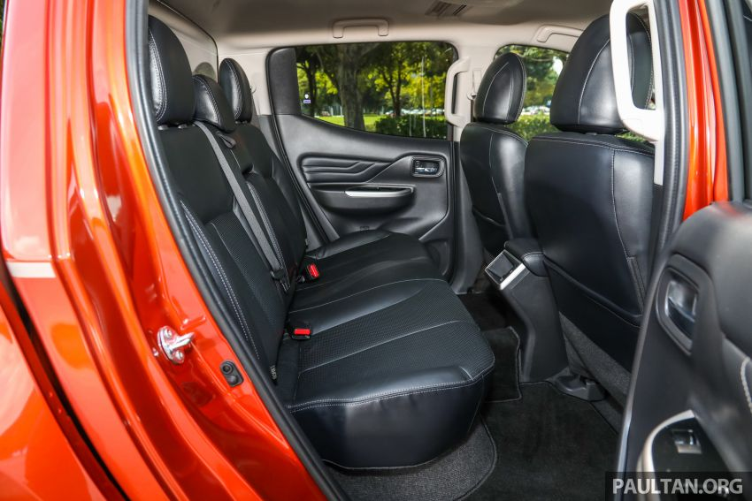 GALLERY: 2020 Mitsubishi Triton Adventure X – flagship in the new Sun Flare Orange Pearl colour Image #1214285