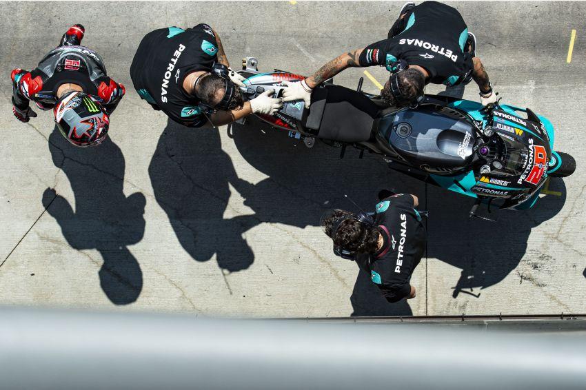 2020 MotoGP: Petronas Yamaha SRT penalised by FIM Image #1204802