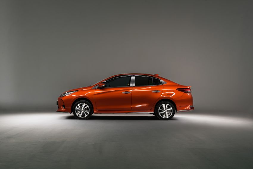 2020 Toyota Vios facelift now open for booking – LED headlamps standard; AEB, LDA available; from RM76k Image #1210340