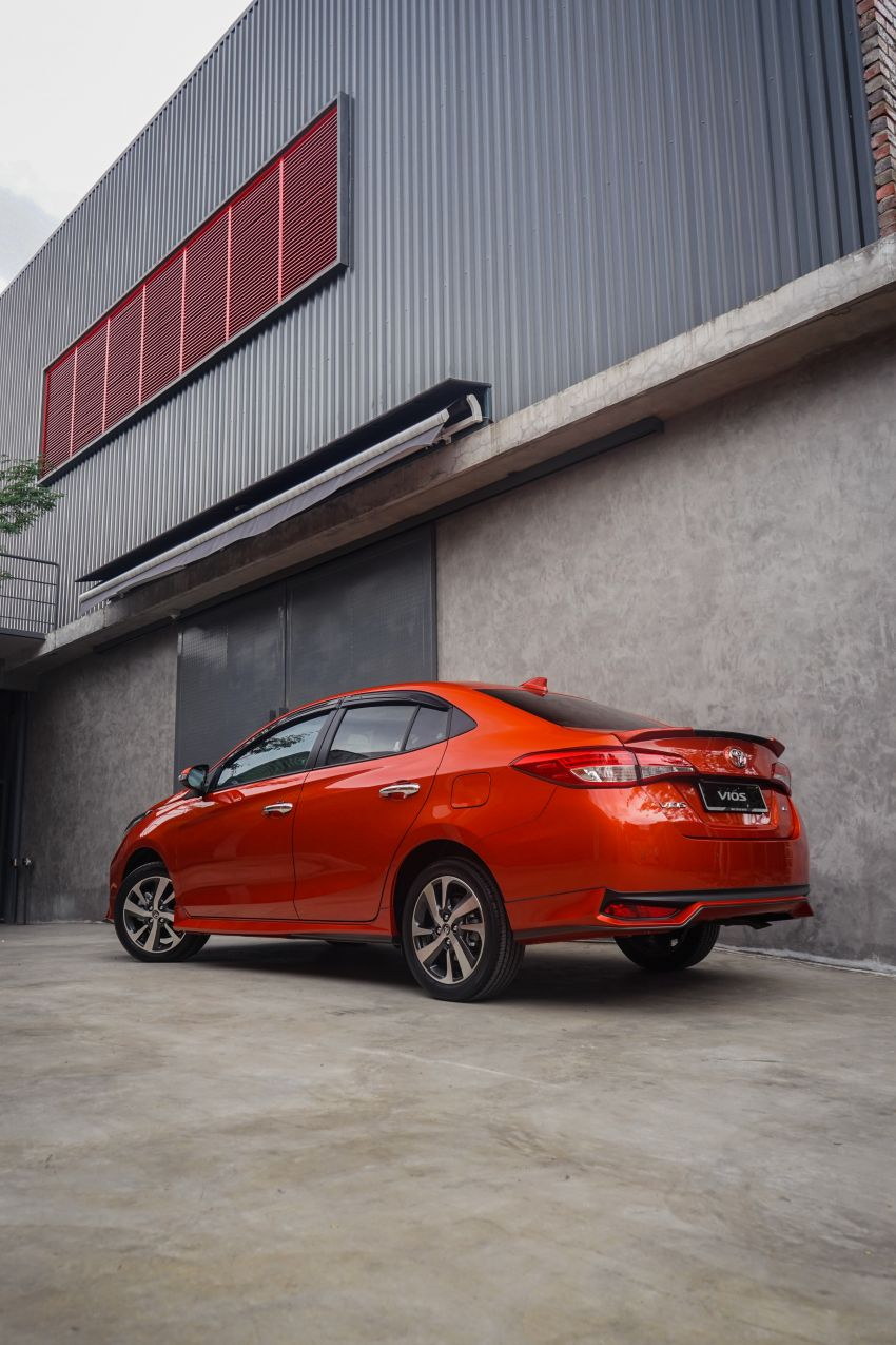 2020 Toyota Vios facelift now open for booking – LED headlamps standard; AEB, LDA available; from RM76k Image #1210347