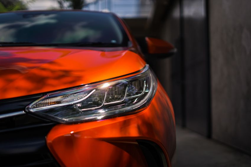 2020 Toyota Vios facelift now open for booking – LED headlamps standard; AEB, LDA available; from RM76k Image #1210333