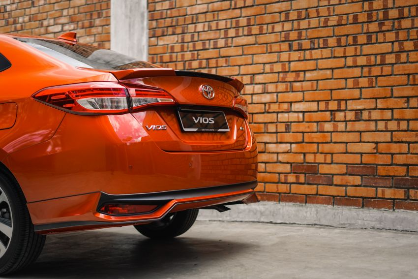2020 Toyota Vios facelift now open for booking – LED headlamps standard; AEB, LDA available; from RM76k Image #1210335