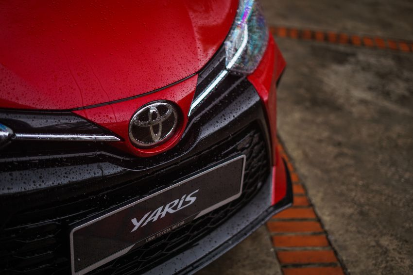 2020 Toyota Yaris facelift open for booking – LED headlamps standard; AEB, LDA available; from RM72k Image #1202191