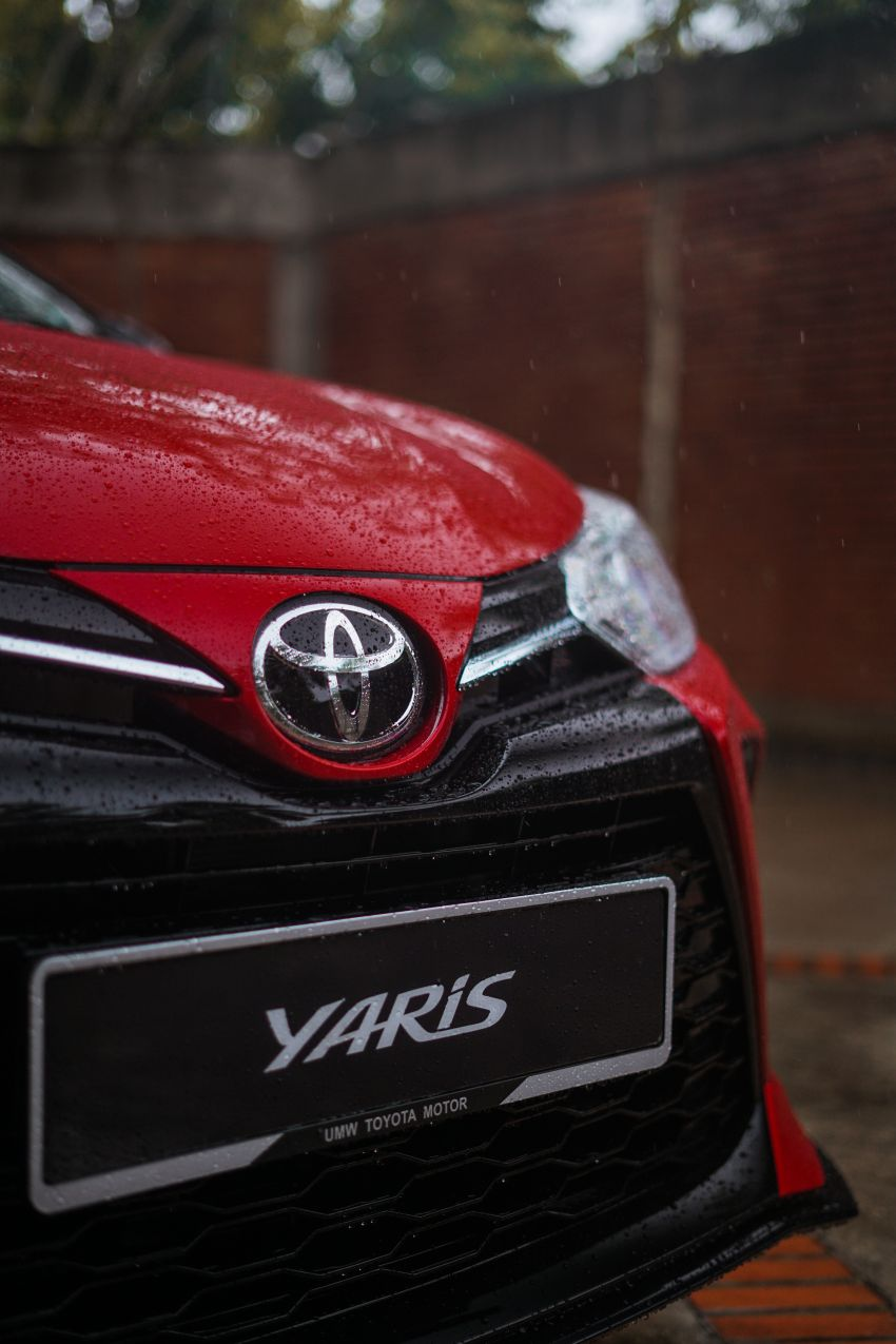 2020 Toyota Yaris facelift open for booking – LED headlamps standard; AEB, LDA available; from RM72k Image #1202193