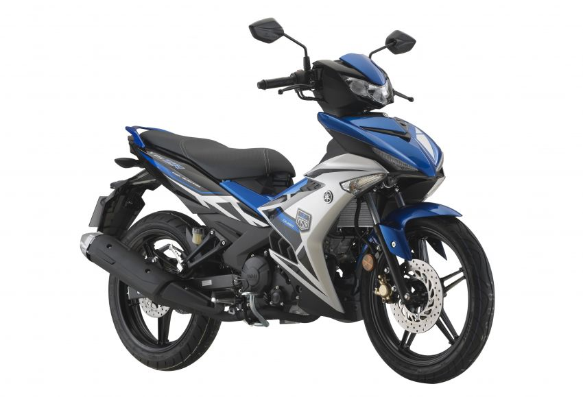 2020 Yamaha Y15ZR in new colours, priced at RM8,168 Image #1206827